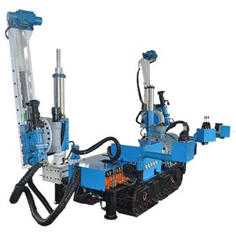CMS2-600/45煤矿用深孔双臂钻车