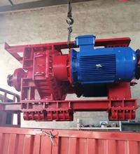 架柱式气动钻机